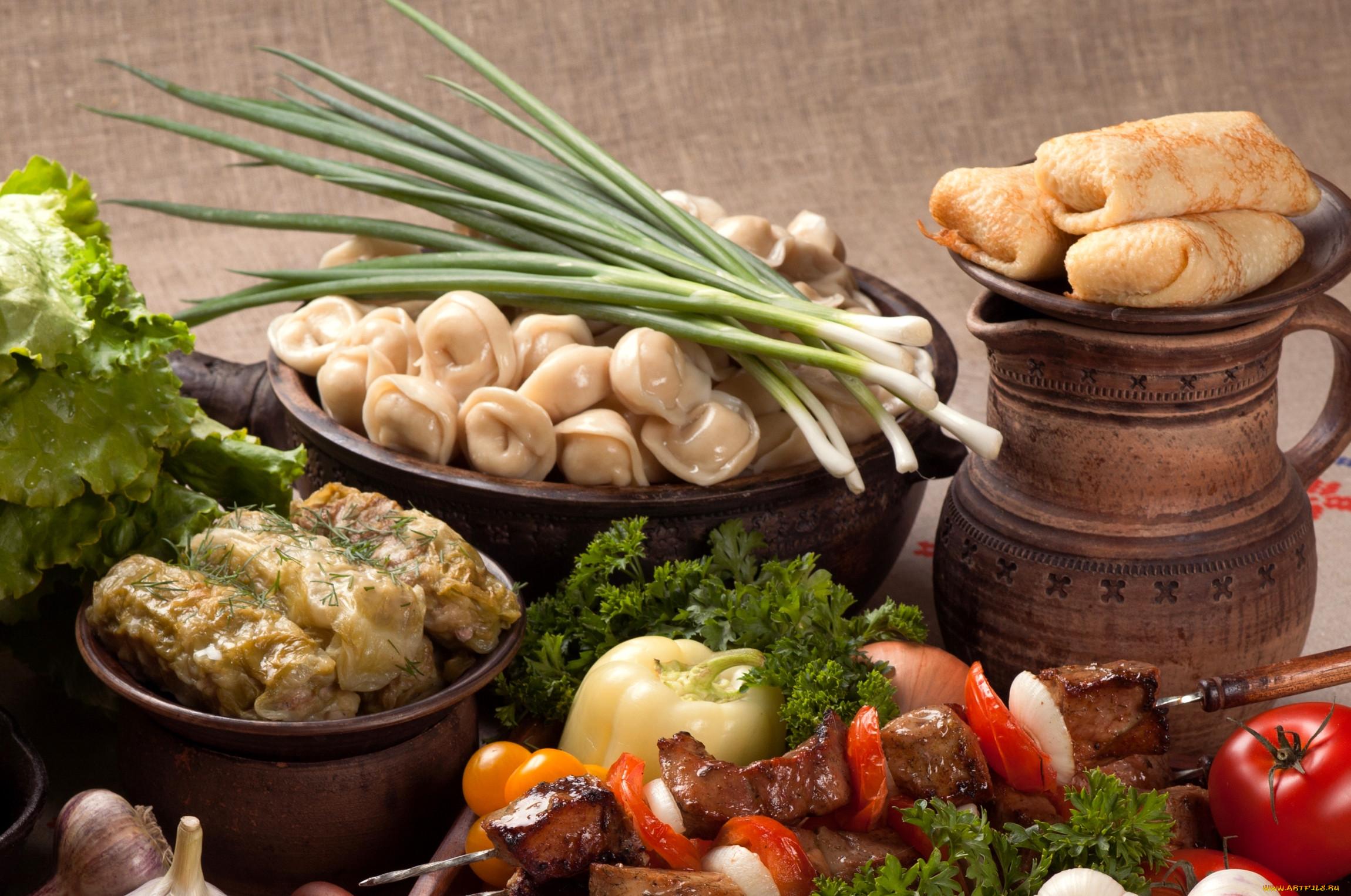 Новости с картинками о еде